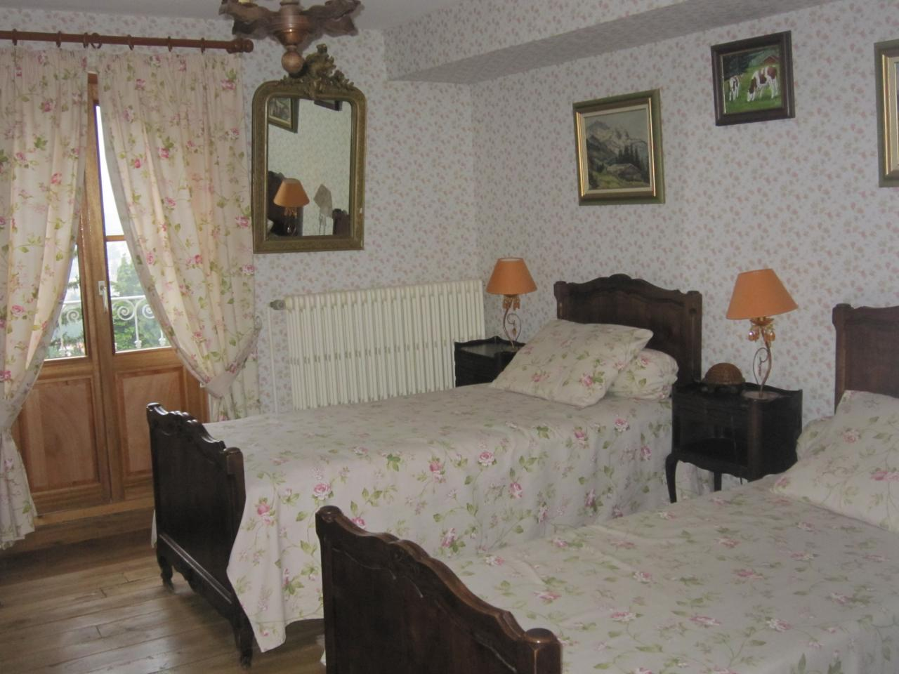 Deuxième étage-Chambre twin (1)