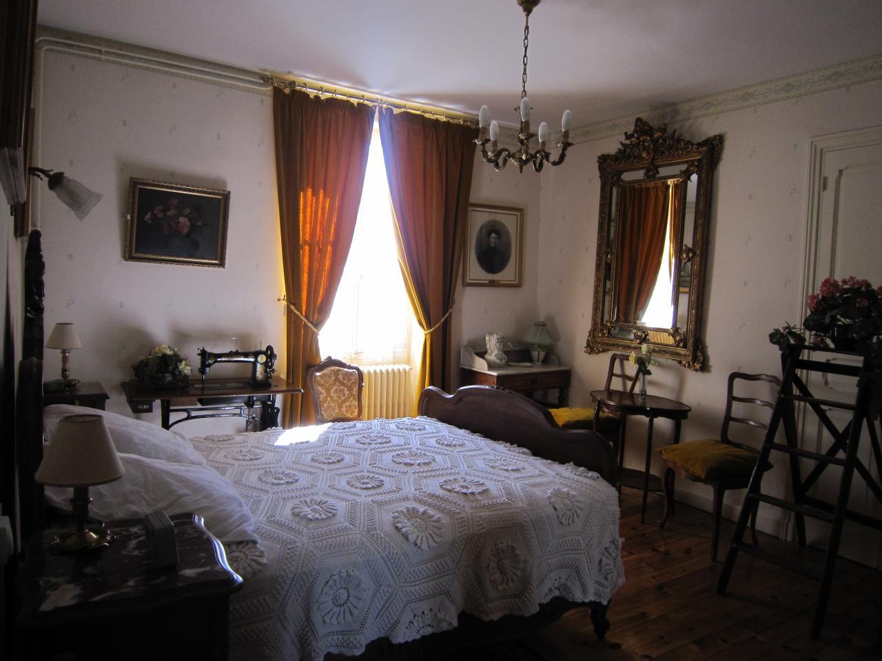 Premier étage-Chabre Louis XV (1)