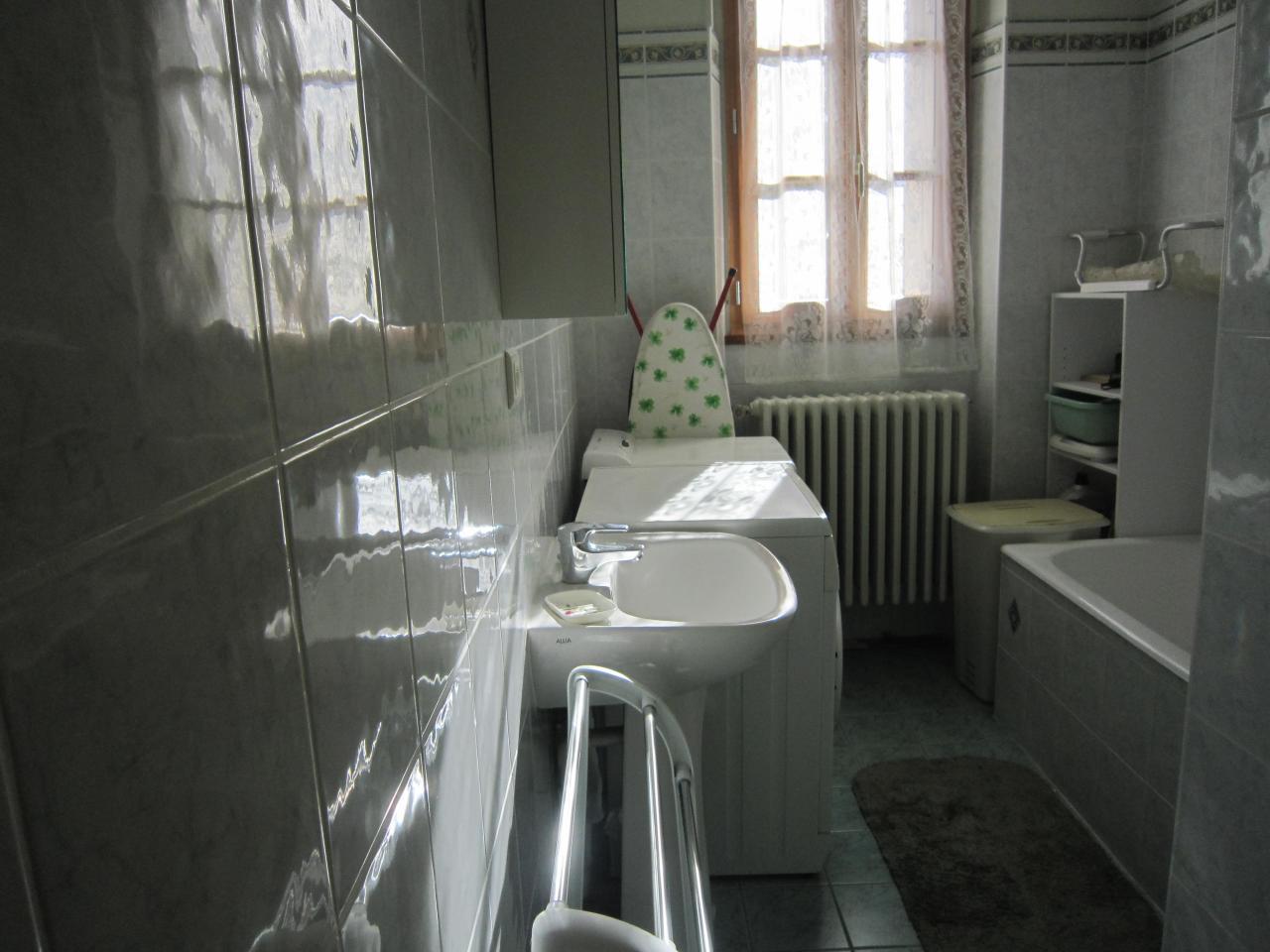Premier étage-Salle de bain